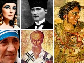 Сонер Чагаптај: Ова се десетте најпознати историски личности кои потекнуваат од Македонија