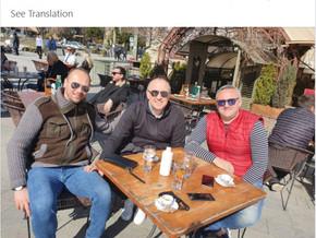 """Топло добредојде за Голужа од македонските легенди: """"Пријатели засекогаш"""" (ФОТО)"""