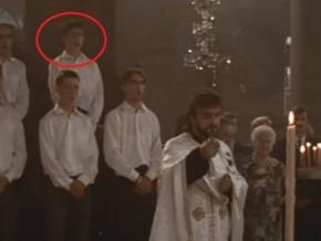 """Тоше Проески како средношколец учествувал во холивудското филмско остварување """"Миротворец"""" -ФОТО"""