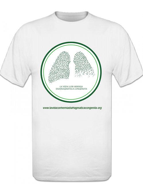 Camiseta - Pulmones