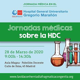 Jornada Médica GregorioMarañón