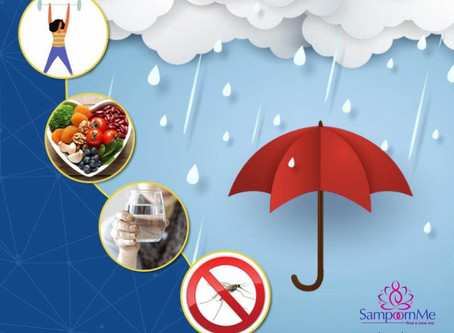 Dietary Do's and Don'ts in Monsoon