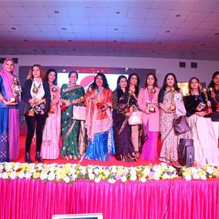 Mrs. Sujata Gupta Awarded by Women Achievers Award