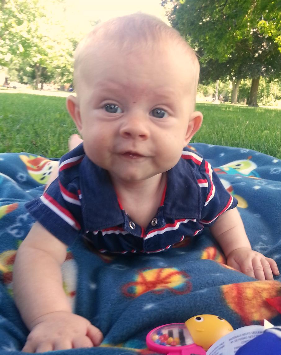 Baby Harrison