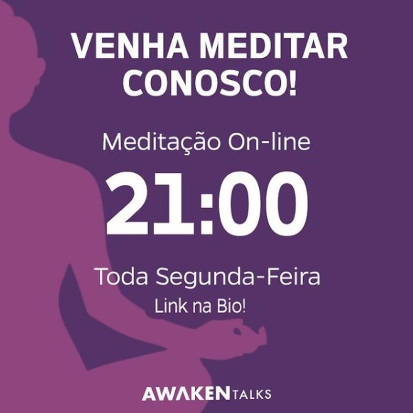 Venha Meditar Conosco - Meditação Online