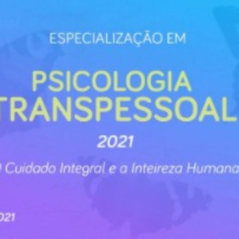 Pós Graduação em Psicologia Transpessoal na Unipaz São Paulo