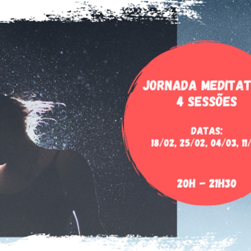 Jornada das Meditações Ativas - Um detox para o corpo, mente e alma