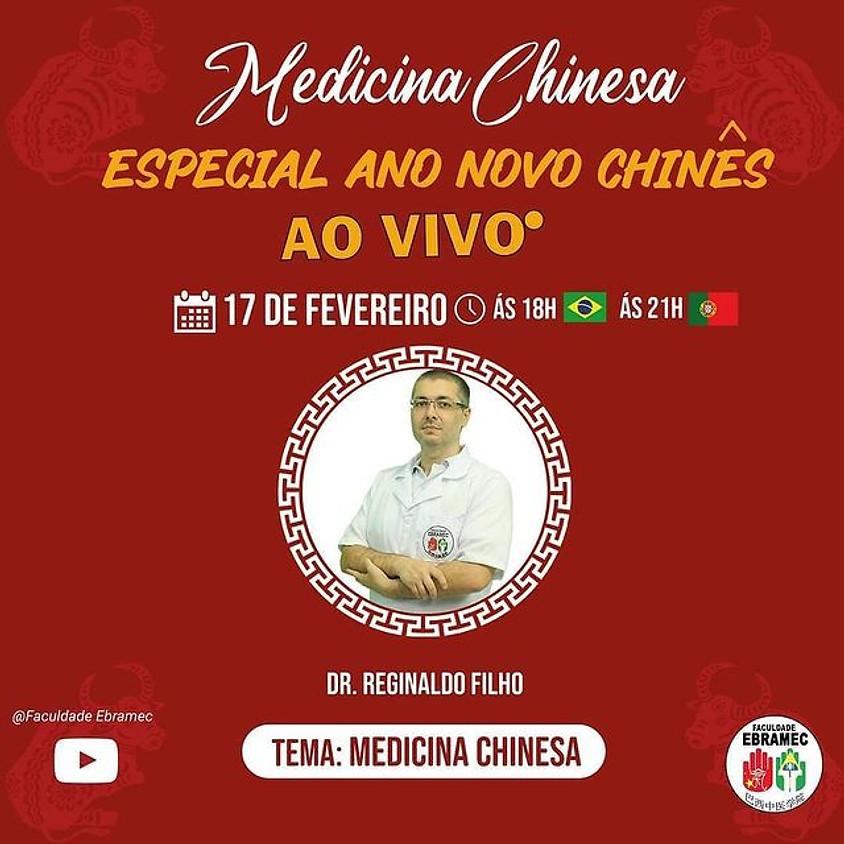 Live:  Especial Ano Novo Chinês