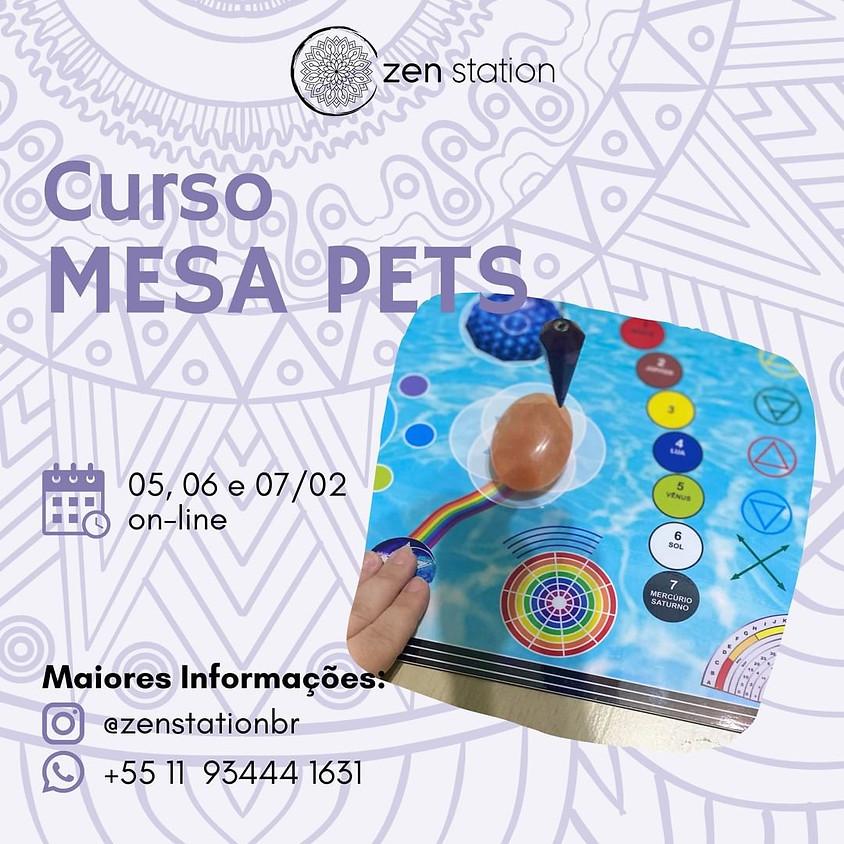 Curso Online: Mesa  Pets