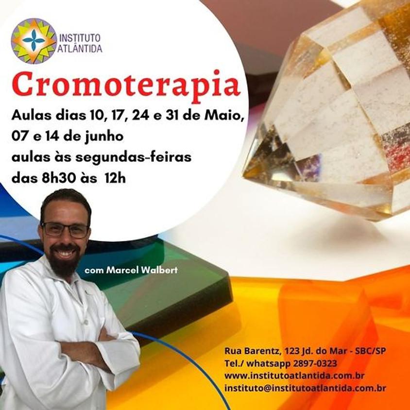 Curso: Cromoterapia