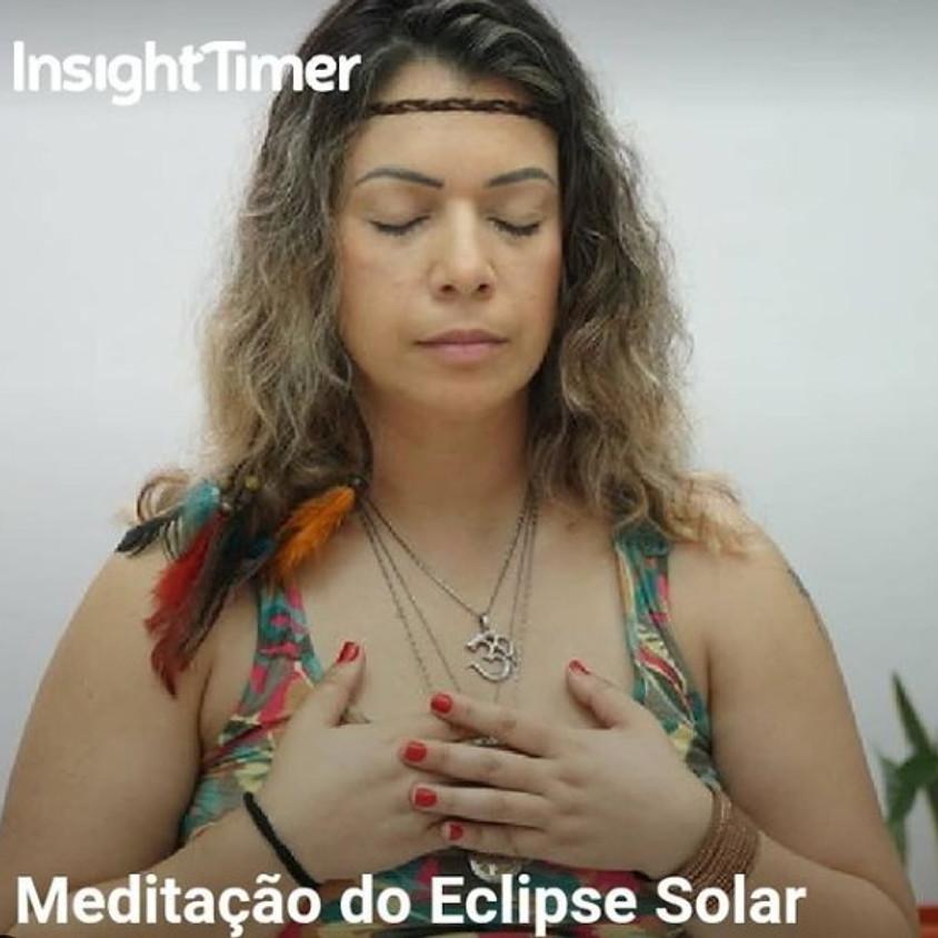 Live: Meditação do Eclipse Solar