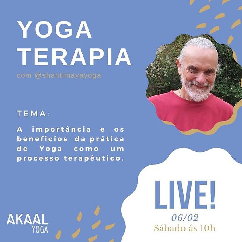 Live: A importância e os benefícios da prática de Yoga como um processo terapêutico