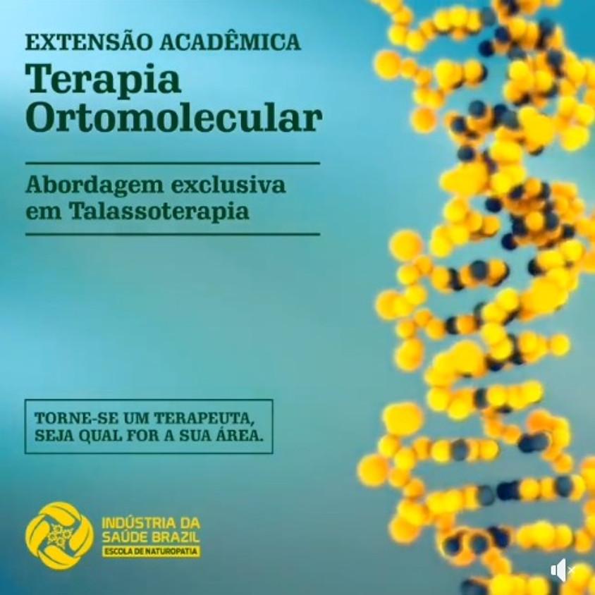 Curso EAD: Terapia Ortomolecular com abordagem em Talassoterapia