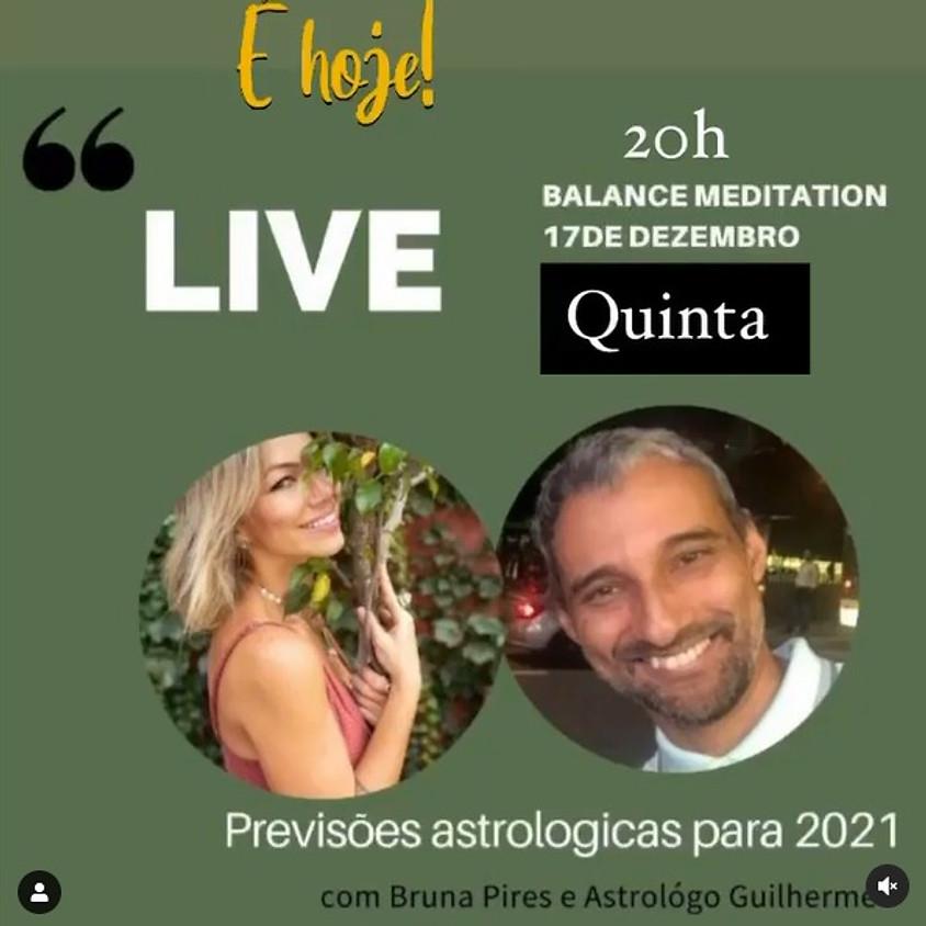 Live: Previsões astrológicas para 2021