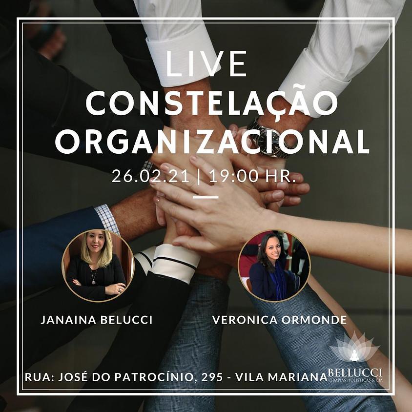 Live: Constelação Organizacional