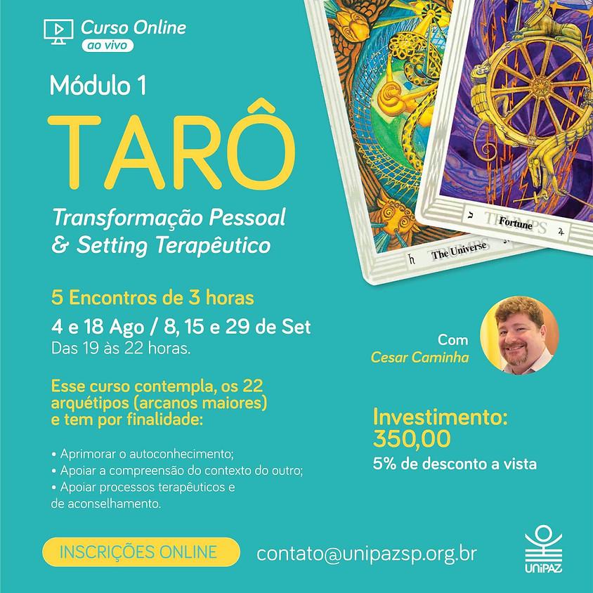 Curso Online: Tarô
