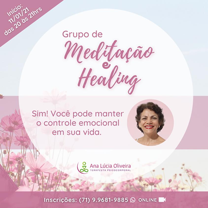 Meditação e Healing