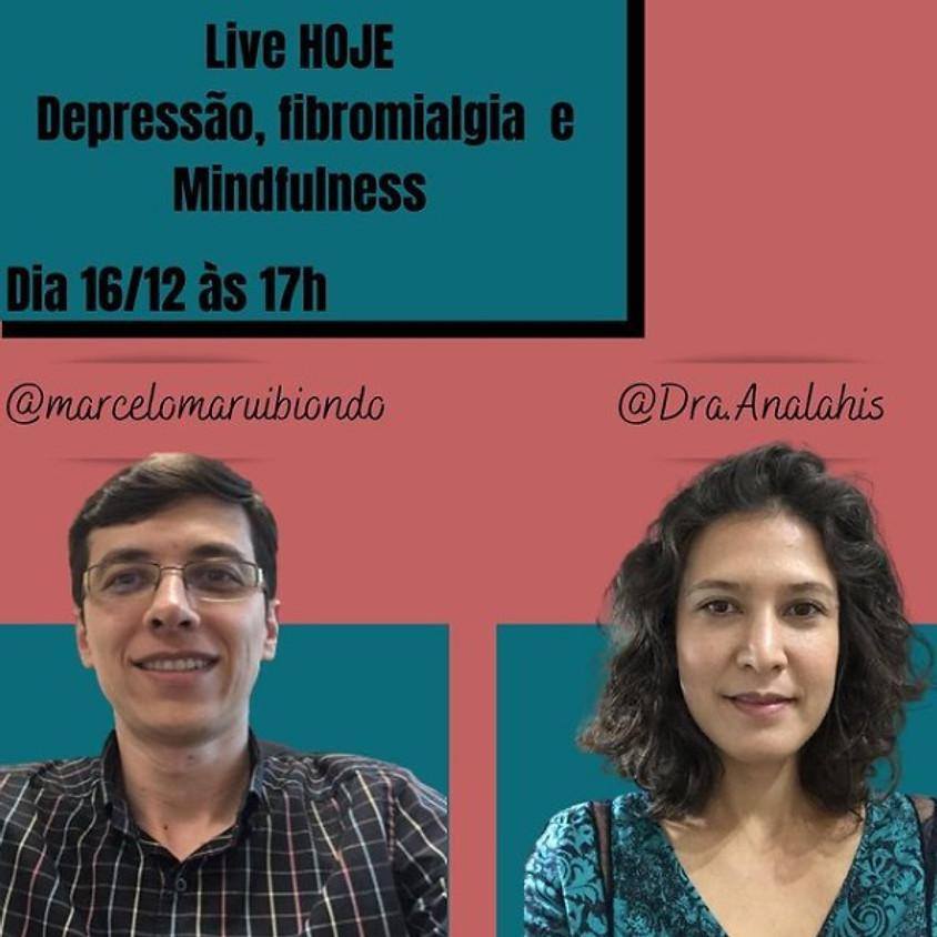 Live: Depressão Fibromialgia e Mindfulness