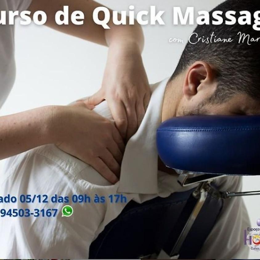Curso:  Quick Massagem