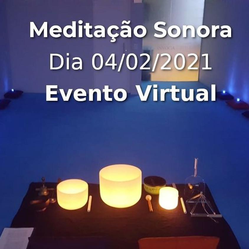 Meditação Sonora - para aliviar as tensões do dia a dia