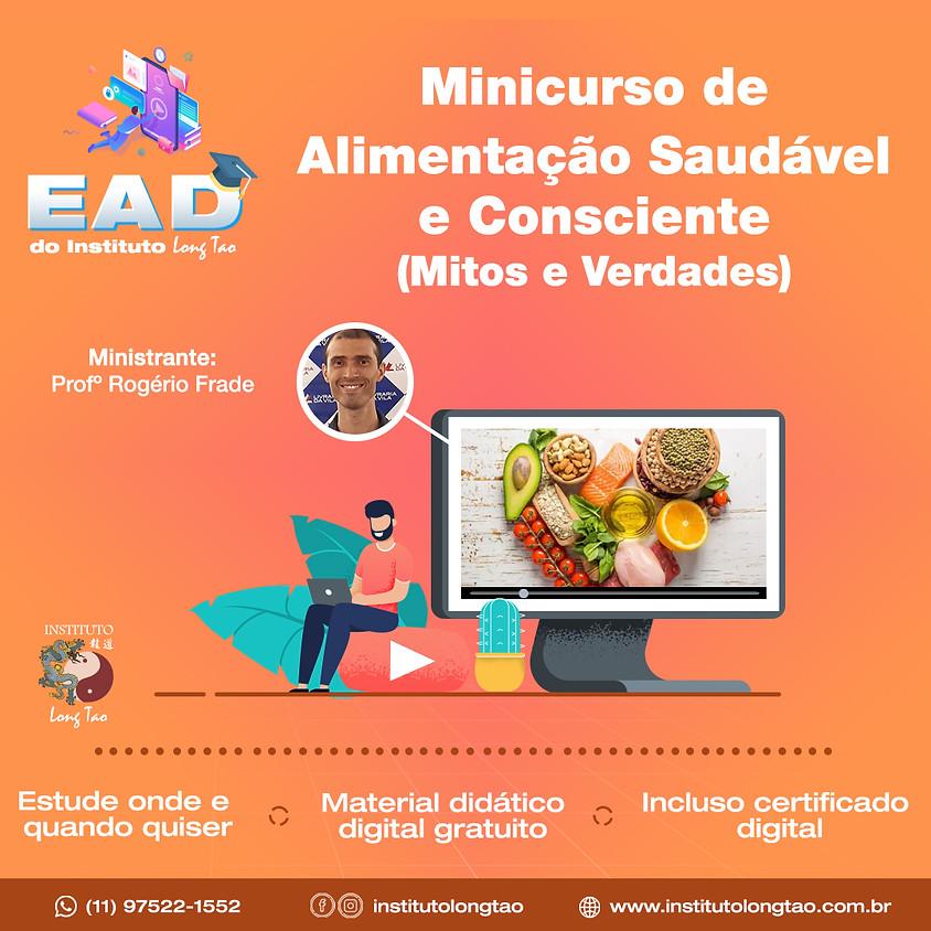 Curso EAD: Alimentação Saudável e Consciente (Mitos e Verdades)