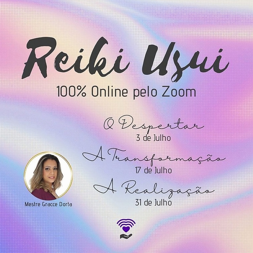 Curso Online: Reiki I, II e lllA (Sistema Usui)
