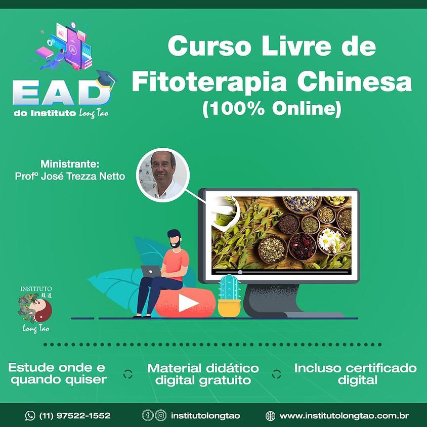 Curso: EAD Fitoterapia Chinesa