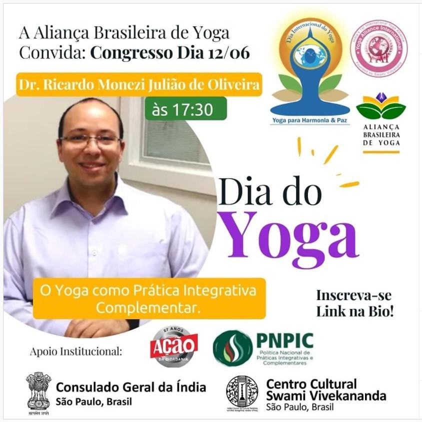 Congresso: Dia do Yoga
