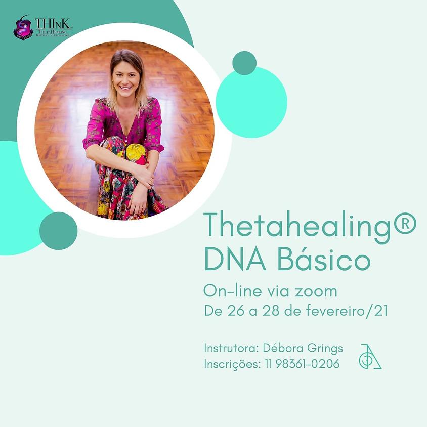 Curso Online:   Thetahealing®️  DNA Básico