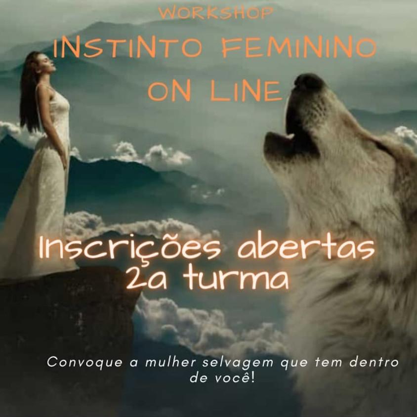 Worshop Instinto Feminino Online