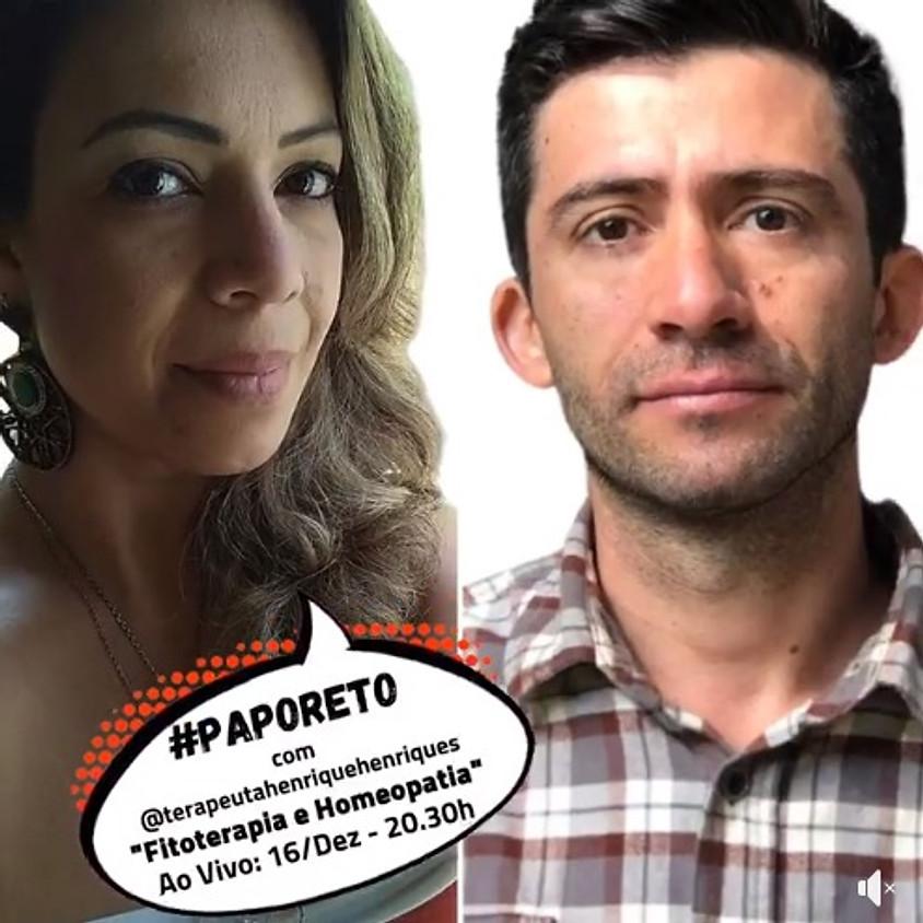 Live: Papo Reto Fitoterapia e Homeopatia