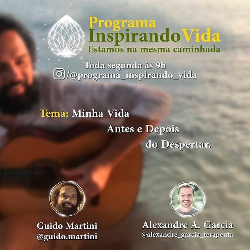 Live: Programa Inspirando Vida - Estamos na mesma caminhada