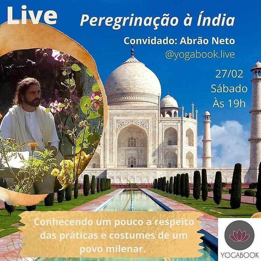 Live: Peregrinação à Índia