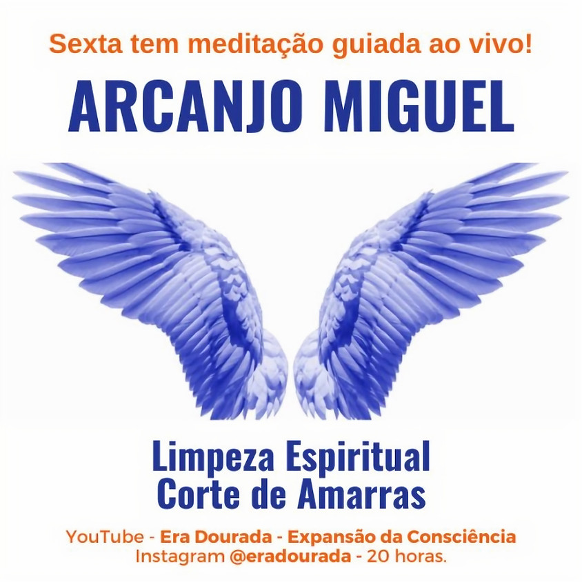 Live: Meditação Guiada Arcanjo Miguel