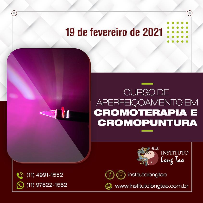 Curso de Aperfeiçoamento em Cromoterapia e Cromopuntura