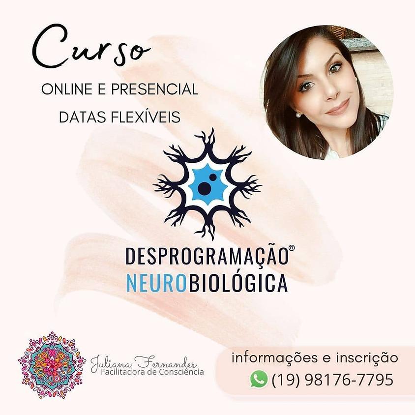 Curso Online e Presencial: Desprogramação Neurobiológica