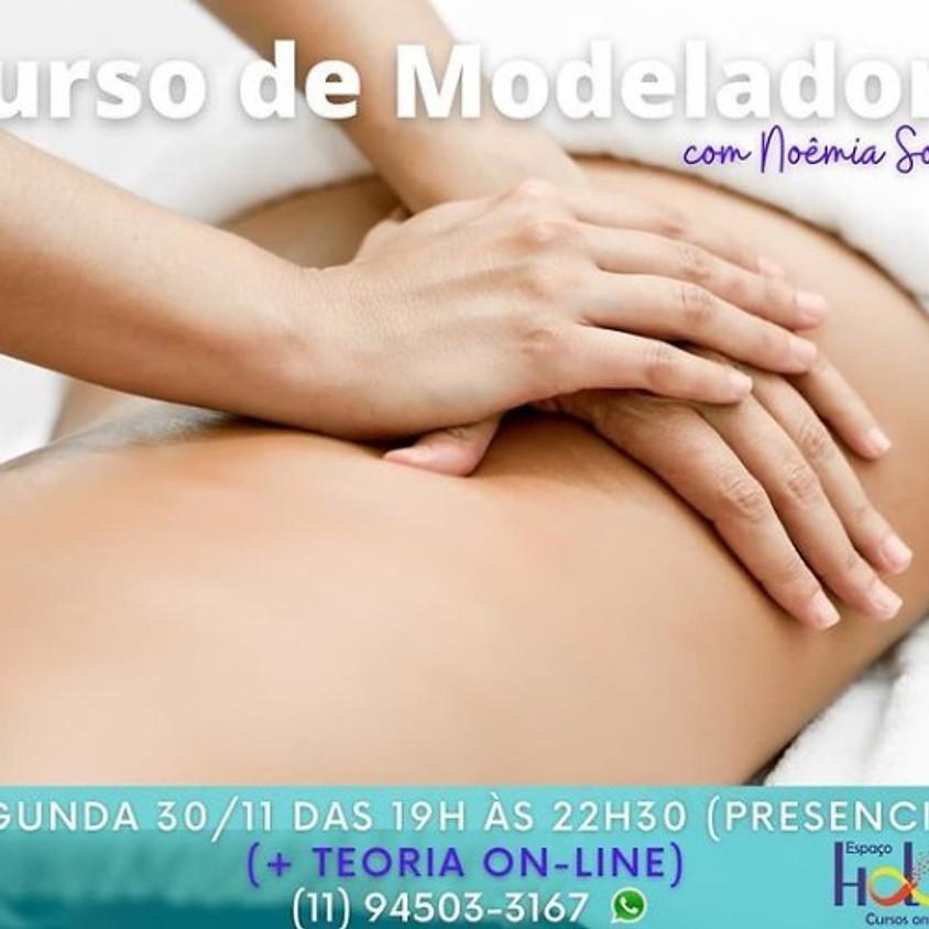 Curso: De massagem Modeladora