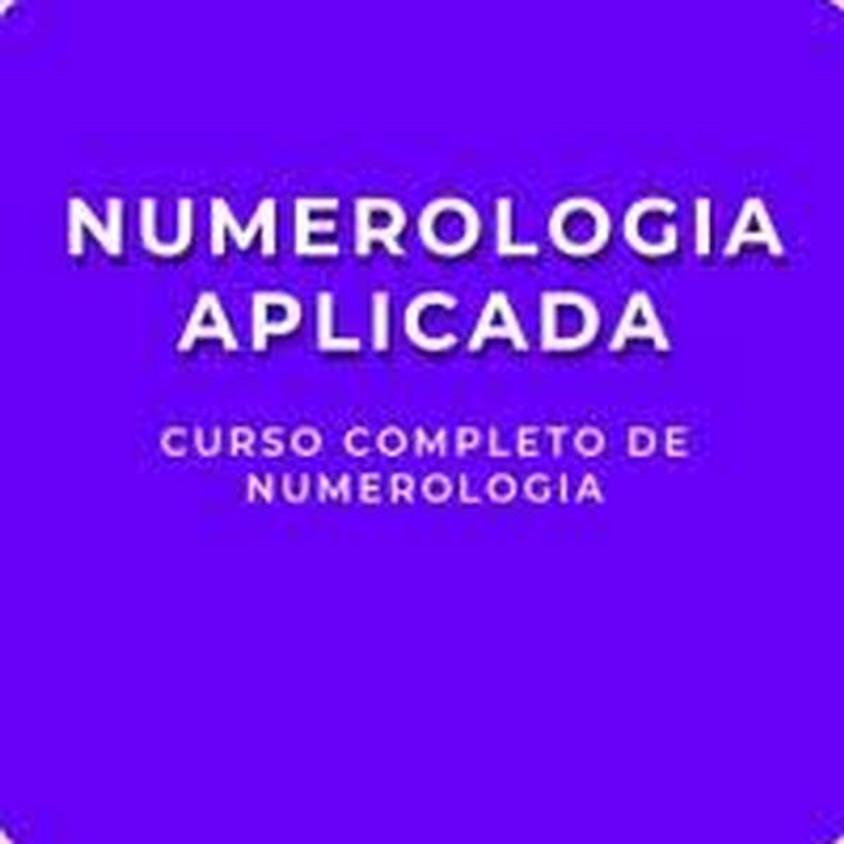 Online: Curso de Formação Numerologia Aplicada