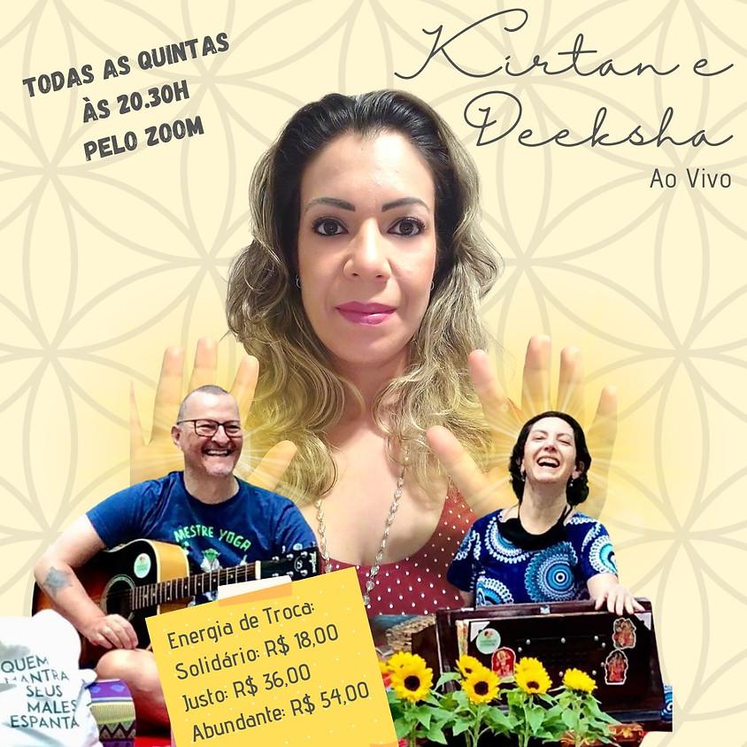 Live: Kirtan e Deeksha
