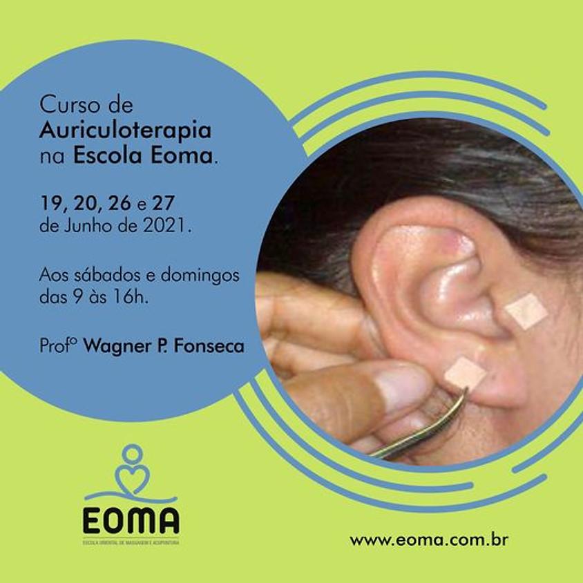 Curso de Auriculoterapia na Escola Eoma