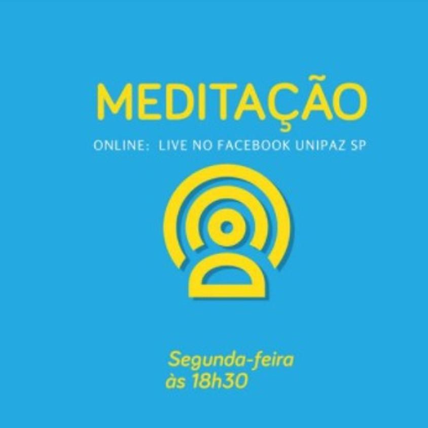 Live: Meditação Online e Gratuita - Toda Segunda 18:30