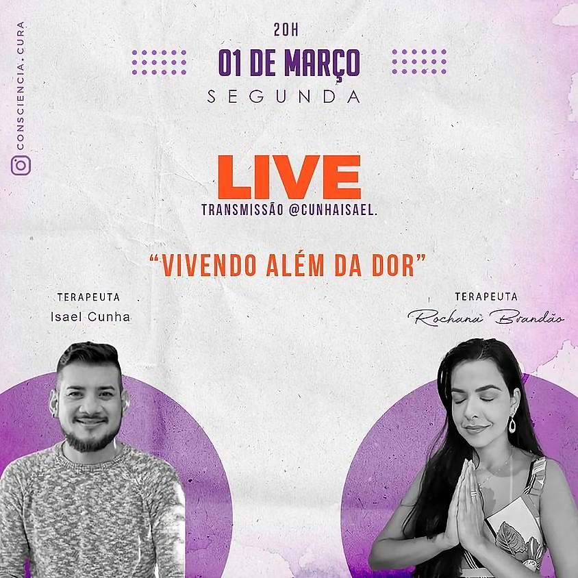 Live: Vivendo além da dor