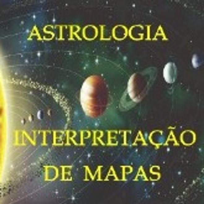Curso Online: Astrologia Interpretação de Mapas