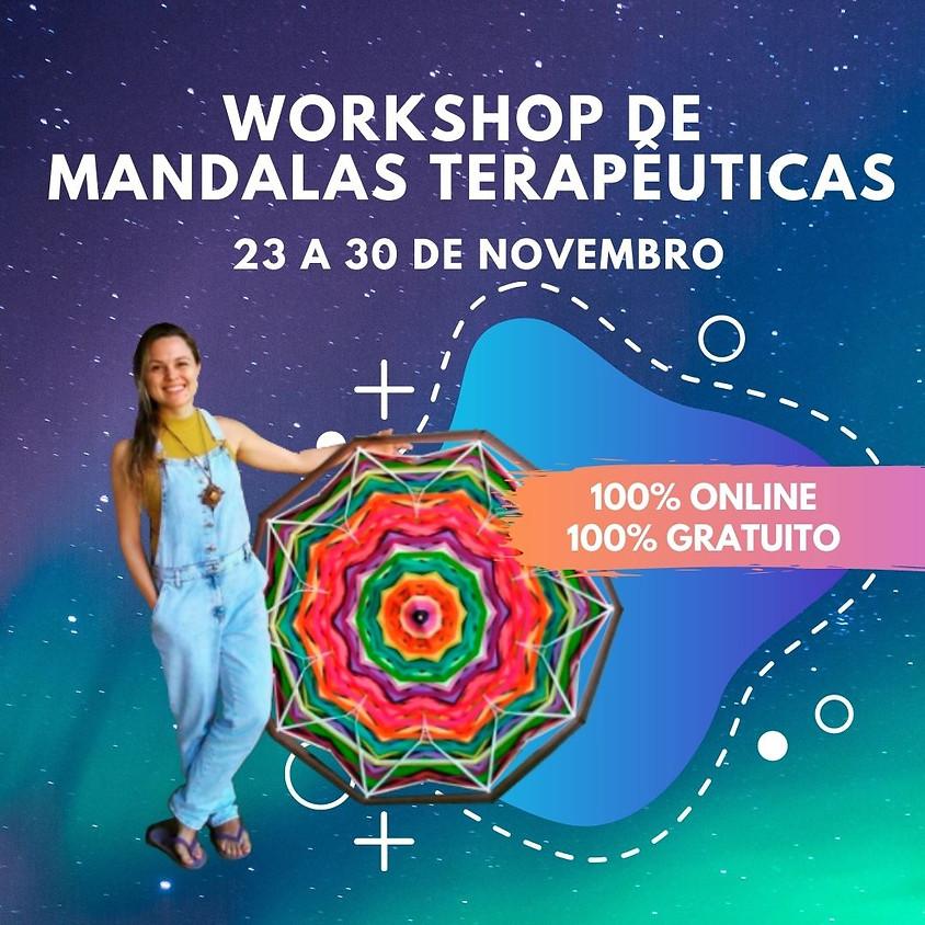 Workshop de Mandalas Terapêuticas