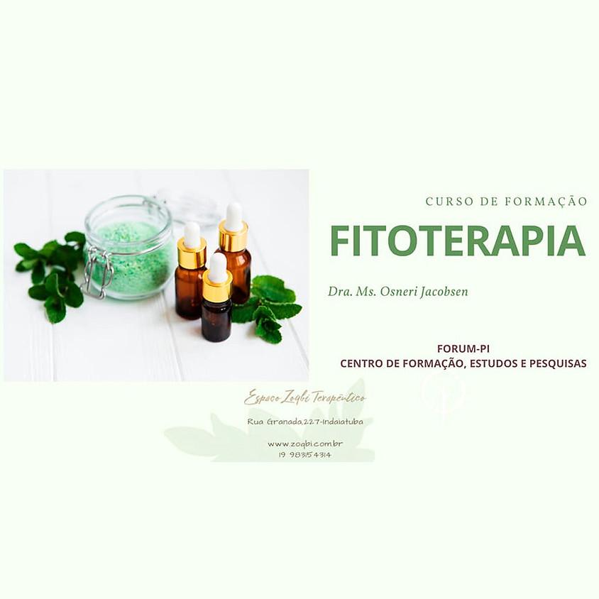 Curso Formação em Fitoterapia
