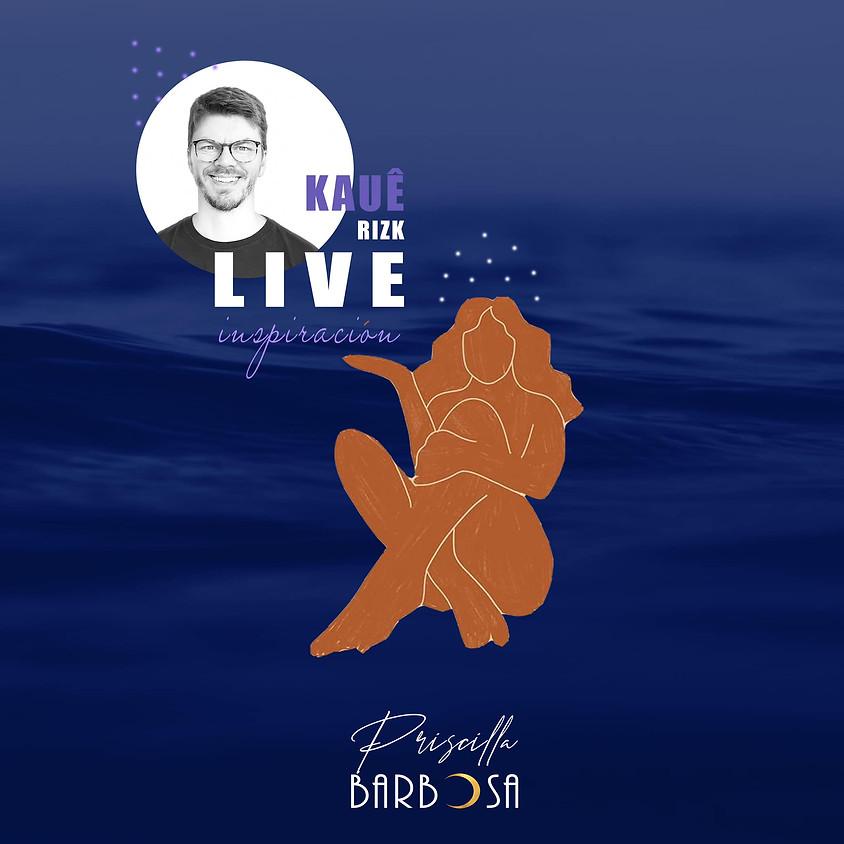 Live: Kauê Rizk - Inspiracion