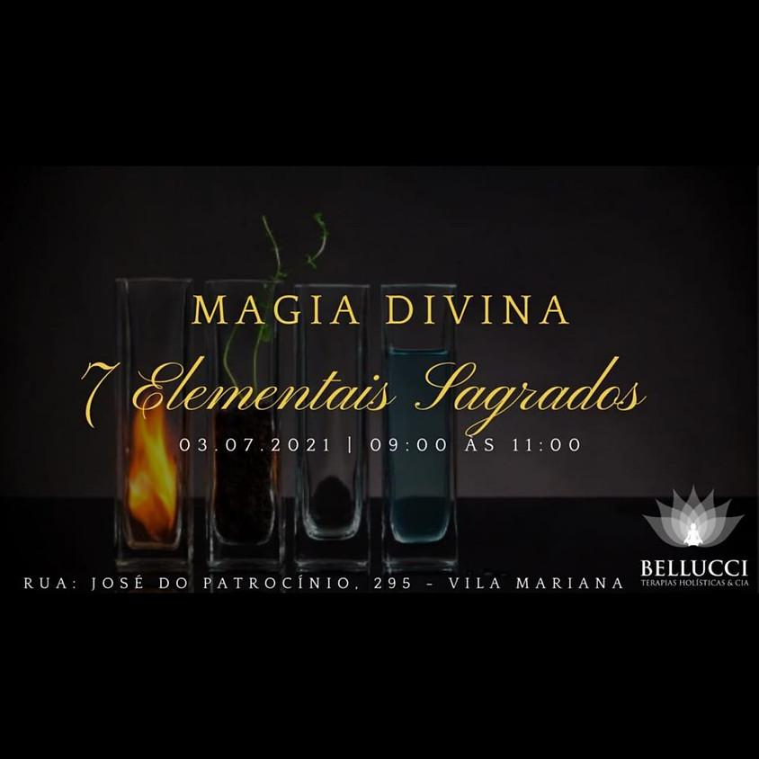 Curso: Magia Divina dos 7 Elementais Sagrados