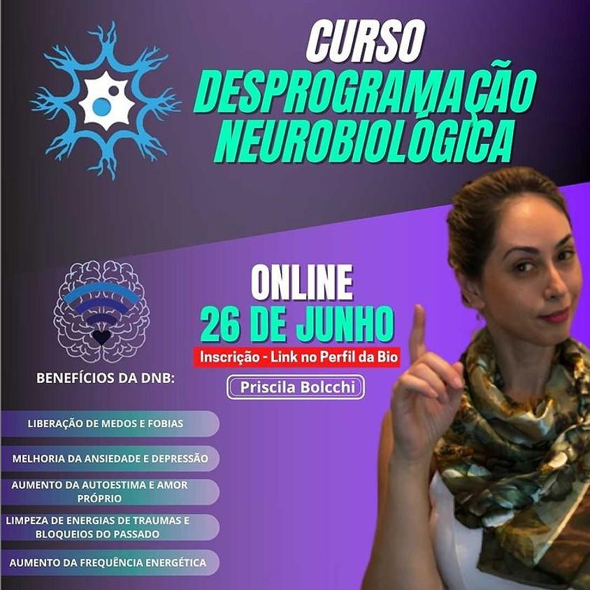 Curso Online:  Desprogramação Neurobiológica
