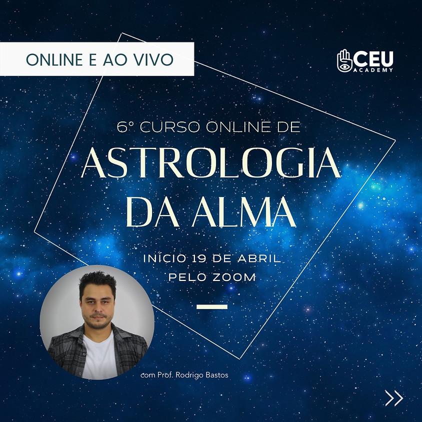 6º Curso Online de Astrologia da Alma - Nível 1