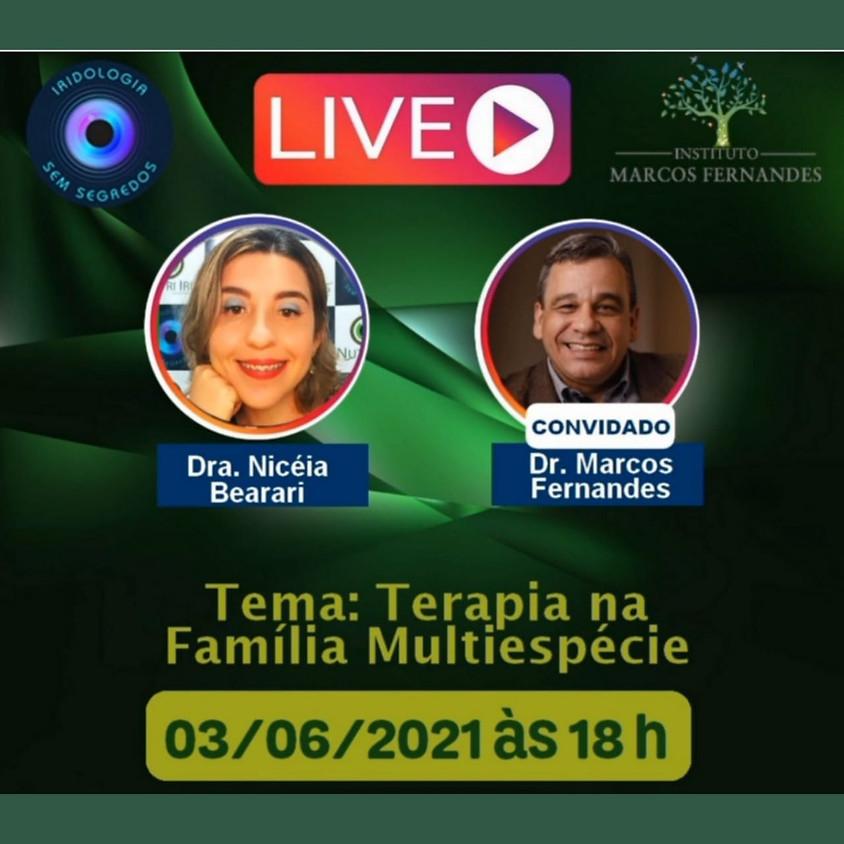 Live: Terapia na Família Multiespécie